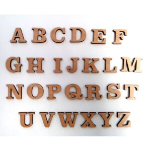 Wood Craft Letters