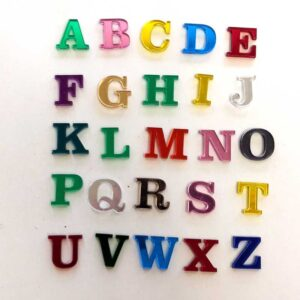 Acrylic Craft Letters