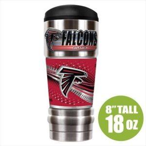 Atlanta Falcons Insulated 18oz Stainless Travel Mug