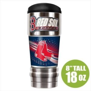 Boston Red Sox Insulated 18oz Stainless Travel Mug