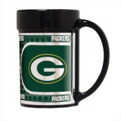 Ceramic Green Bay Packers NFL Coffee Mug
