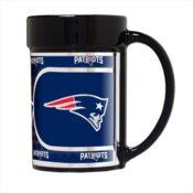 Ceramic New England Patriots NFL Coffee Mug