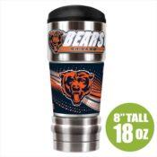 Chicago Bears Insulated NFL Travel Mug