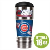 Chicago Cubs Insulated MLB Travel Mug