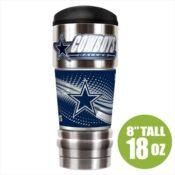 Dallas Cowboys Insulated NFL Travel Mug