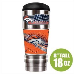 Denver Broncos Insulated 18oz Stainless Travel Mug