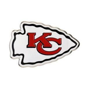 Kansas City Chiefs Aluminum Team Emblem
