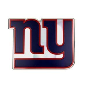 New York Giants Aluminum Team Emblem