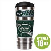 New York Jets Insulated NFL Travel Mug