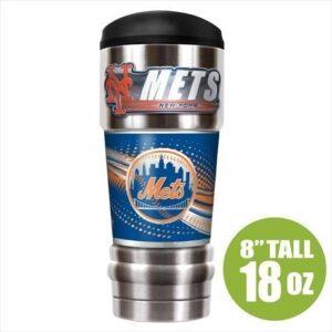 New York Mets Insulated 18oz Stainless Travel Mug