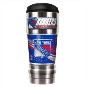 New York Rangers Insulated 18oz Travel Mug