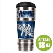 New York Yankees Insulated MLB Travel Mug