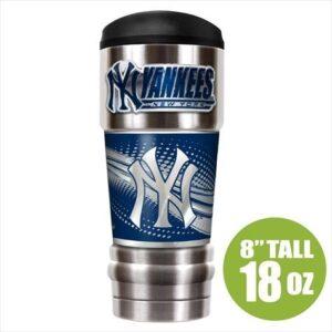 New York Yankees Insulated 18oz Stainless Travel Mug