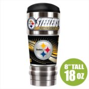Pittsburgh Steelers Insulated NFL Travel Mug