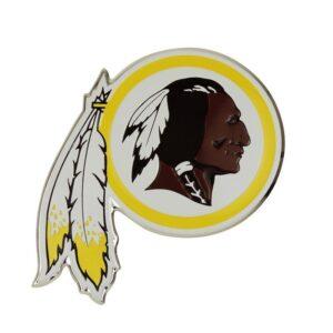 Washington Redskins Aluminum Team Emblem