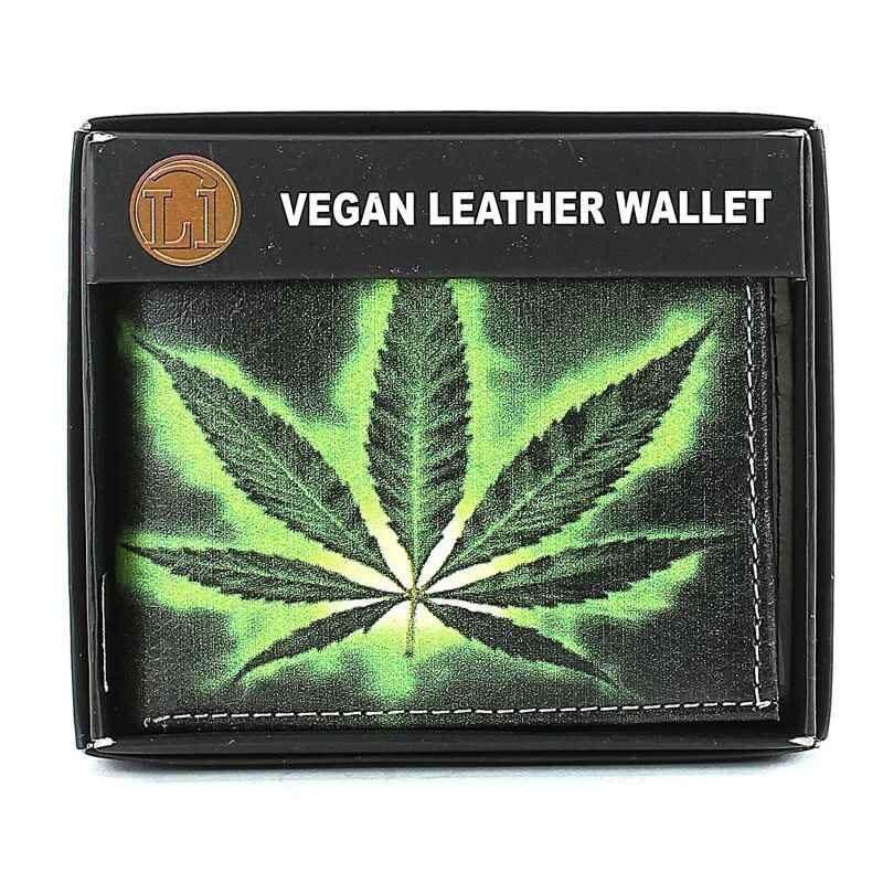 Marijuan Leag Vegan Mes's Wallet Boxed SBVL 508