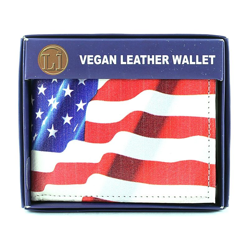 Vegan Leather Wallet Boxed SBVL503