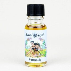 Patchouly Essential Oil From Sun's Eye