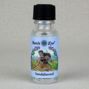 Sandalwood Essential Oil from Sun's Eye