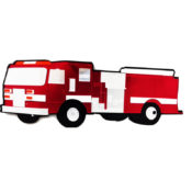 Fire Engine Wall Decor
