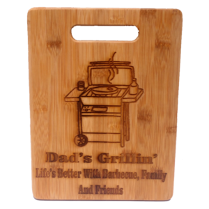 Father's Day Grillin' Cutting Board