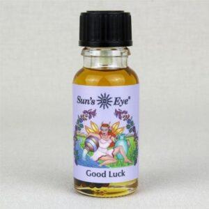 Good Luck Essential Oil from Sun's Eye