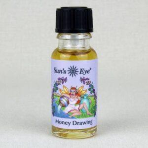Money Drawing Mystic Blend Oil from Sun's Eye