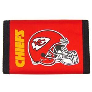 Kansas City Chiefs Helmet Logo Nylon Trifold