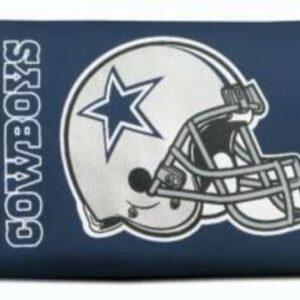 Dallas Cowboys Helmet Logo Nylon Wallet