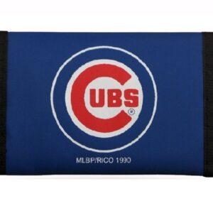 Chicago Cubs Bull's Eye Logo Nylon Trifold