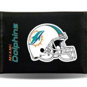 Dolphins Nylon Wallet
