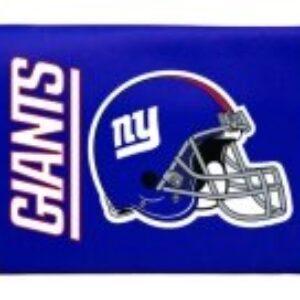 New York Giants Helmet Nylon Trifold
