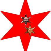Red Star 2 Zones Product Image