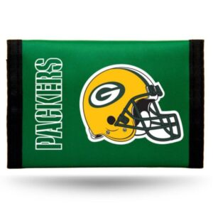 Green Bay Packers Helmet Logo Nylon Trifold