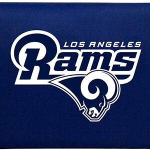 Los Angeles Rams Butting Head Logo Nylon Trifold