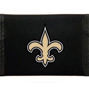 New Orleans Saints Logo Nylon Trifold