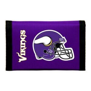 Minnesota Vikings Helmet Logo Nylon Trifold
