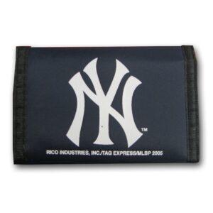 New York Yankees NY Logo Nylon Trifold