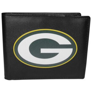 Green Bay Packers Bi-Fold Wallet with Large Logo
