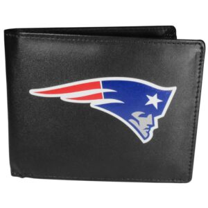 New England Patriots Bi-Fold Wallet with Large Logo