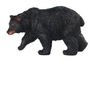Black Bear Prowling Figurine