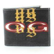 Original Gangster Vegan Leather Wallet Front View VL576