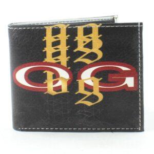 Original Gangster Vegan Leather Wallet