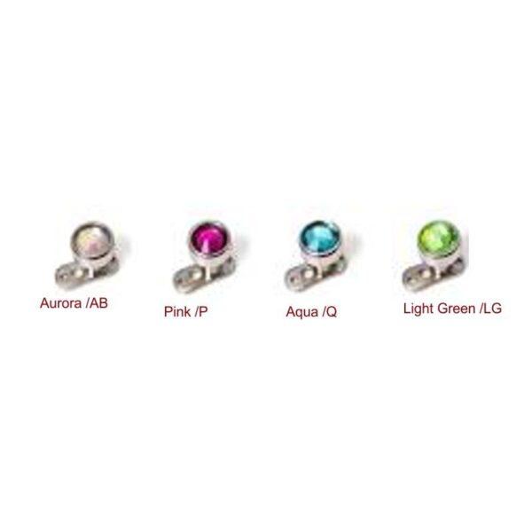 Dermal Piercings & Beads