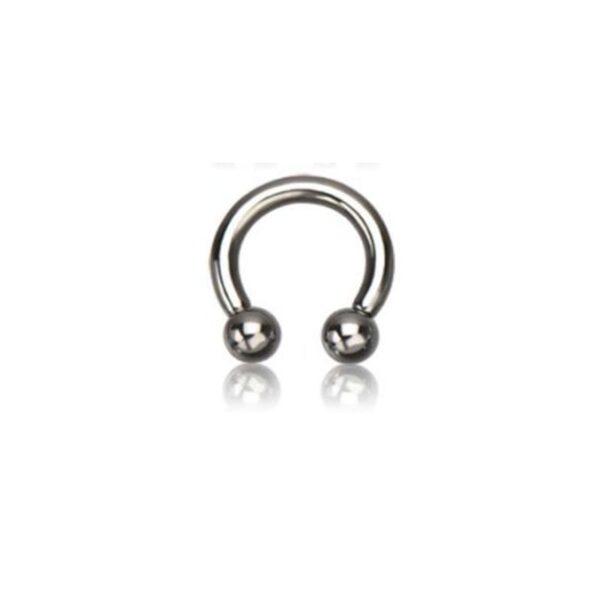 Eyebrow Rings, Horseshoes & Barbells
