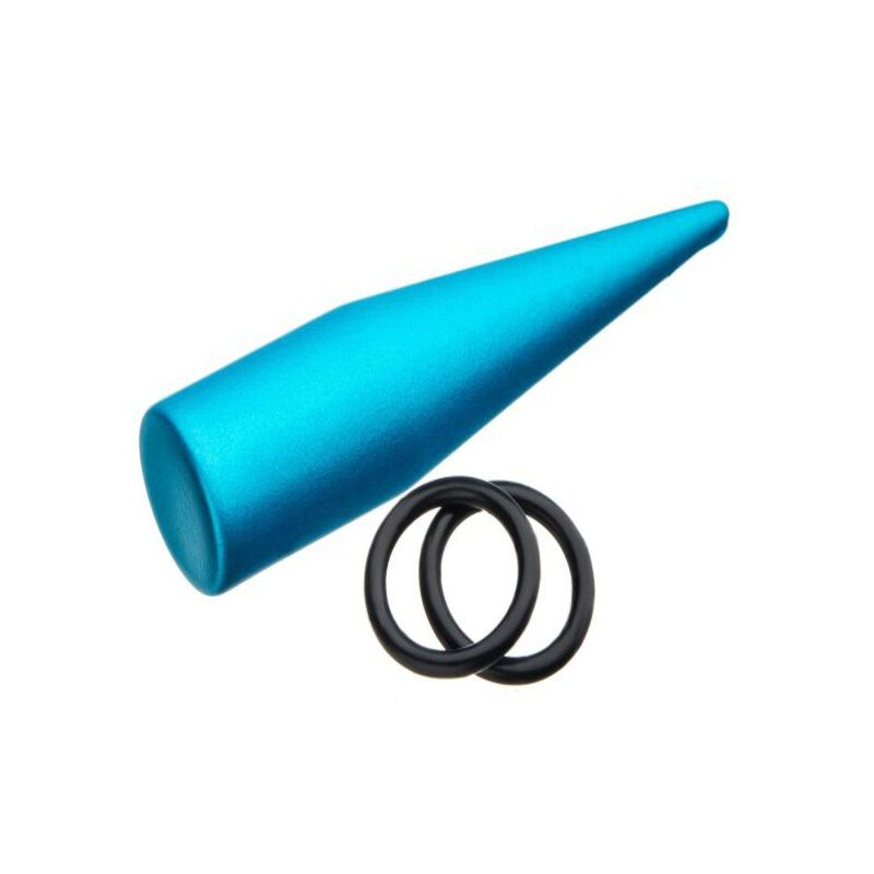 Tapers Pair Aqua Blue With Gaskets BVTASRPQAst