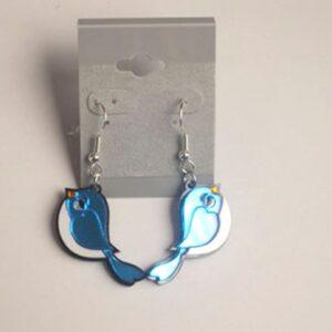 Bluebird Dangle Earrings