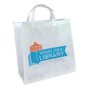 Tote Bag White Sublimatable  15.75 inches