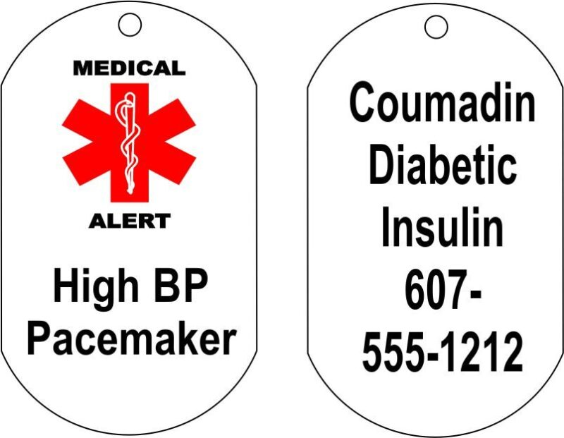 Product Image WP Medic Small Cad Front Back