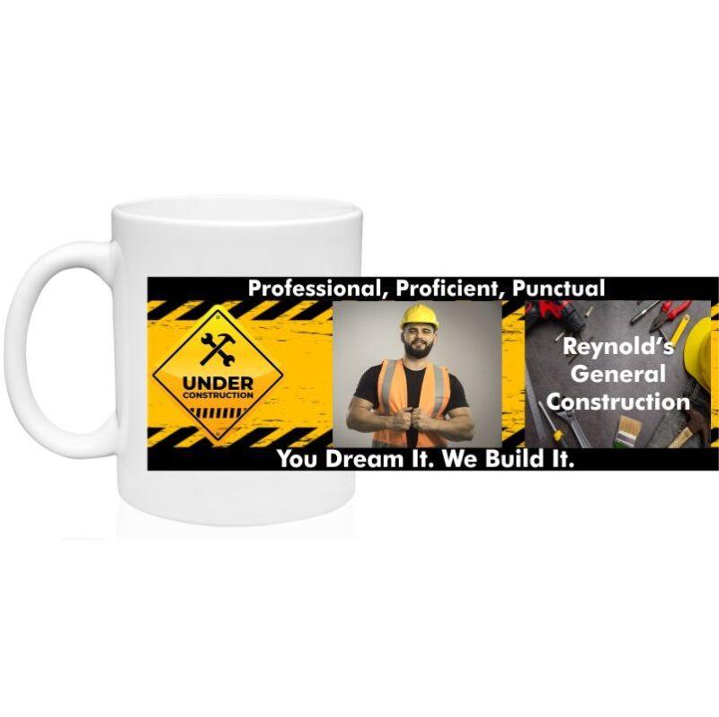 Construction Mug Product Image 800